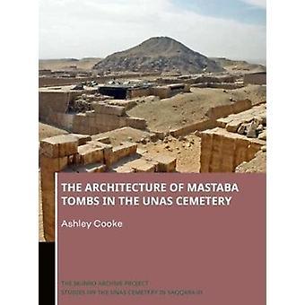 Architectuur van Mastaba Tombs in de Unas Begraafplaats door Ashley Cooke