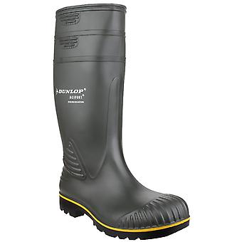 Dunlop unisex acifort heavy duty non safety wellington boot green 22711