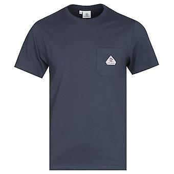 Pyrenex Lustou Navy T-Shirt