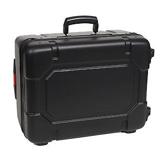 bwh Case Plastfodral typ RS4 med 2 rullar, svart