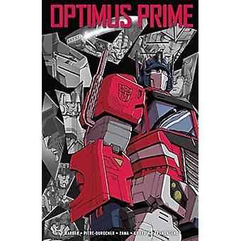 Transformers Optimus Prime - Vol. 5 by John Barber - 9781684054114 Bo