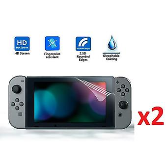 2x Screen Protector Cover Guard for Nintendo Switch