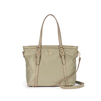 U.S. Polo Assn. Women-apos;s Houston Tote Bag Olive 33Cm