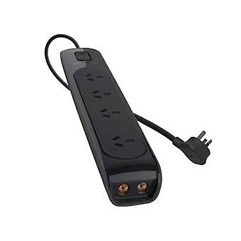 Belkin 4 Outlet Surge Protector With Av 2M Cord Pro Series