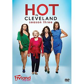 Hot in Cleveland: Season 3 [DVD] USA import