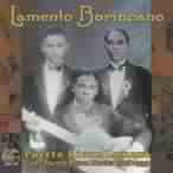Lamento Borincano 1916-39 E - Lamento Borincano 1916-39 Earl [CD] USA import