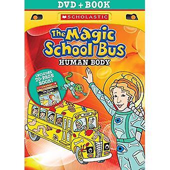 Autobús escolar y libro de la magia: Importar humano USA cuerpo [DVD]