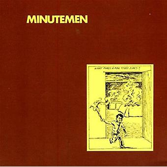 Minutemen - ce qui rend un homme Start incendies ? [Vinyl] Importation des USA