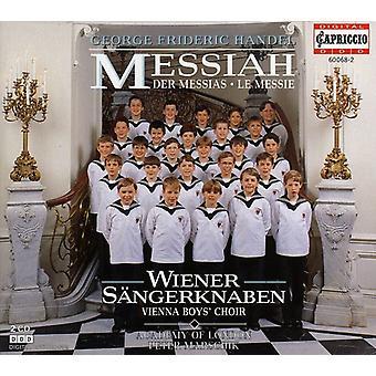 Handel's Messiah - Handel: Messiah [CD] USA import