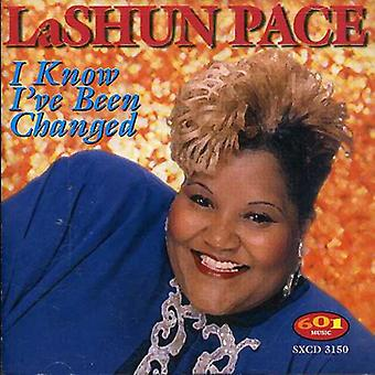 Lashun Pace - I Know I'Ve Been Changed [CD] USA import