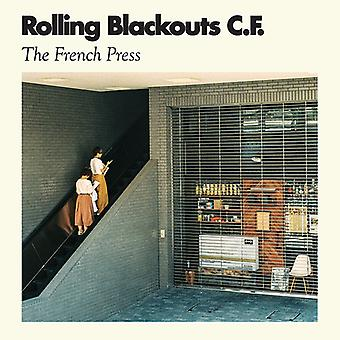 Rolling Blackouts Coastal Fever - The French Press [CD] USA import