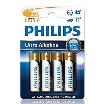 Pack Ultra Alcalin AA 4