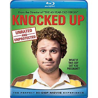 Knocked Up [BLU-RAY] USA import