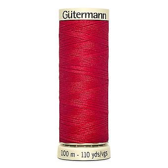 Gutermann Nähen alle 100 % Polyesterfaden 100m Hand- und Maschinenfarbcode - 156