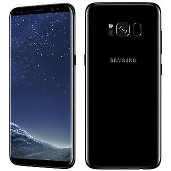 Samsung S8 + 64Gb musta älypuhelin Dual Card