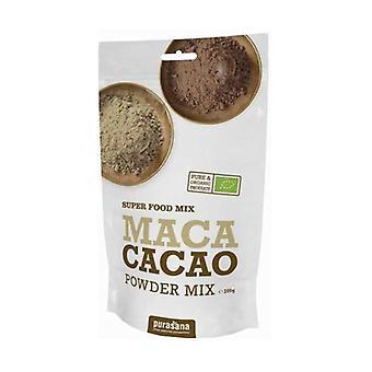 Maca / Cocoa / Lucuma Powder 200 g of powder