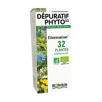 Puhdistava Phyto 32 Bio 300 ml (Apple)