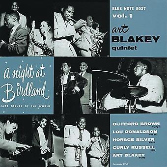 Art Blakey Quintet - Night at Birdland(LP [Vinyl] USA import