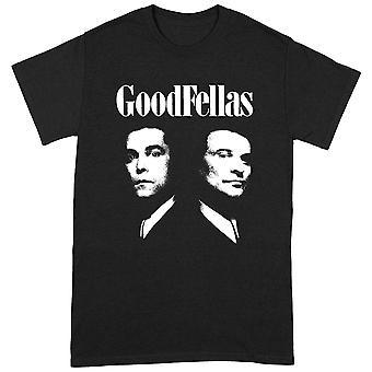 Goodfellas Ansikter Offisiell T-skjorte Unisex