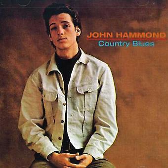 John Hammond - importação EUA Country Blues [CD]