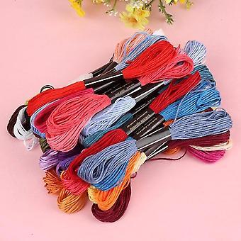 Hilo amigable con el medio ambiente, cross Stitch-embroidery