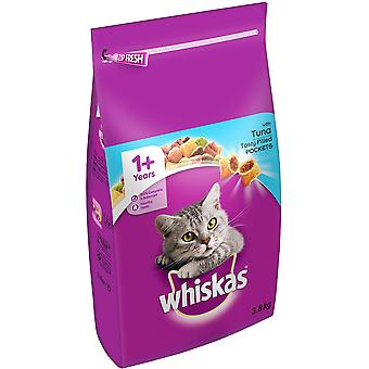 Whiskas 1+ Adulte Cat Complete - Thon - 3.8kg