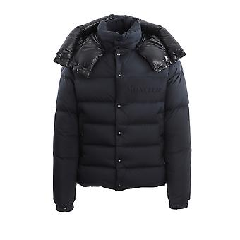 Moncler 1a54410c0573776 Men's Blue Nylon Down Jacket