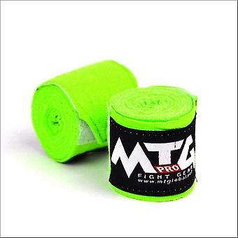 Mtg pro 2.5m elasticated hand wraps