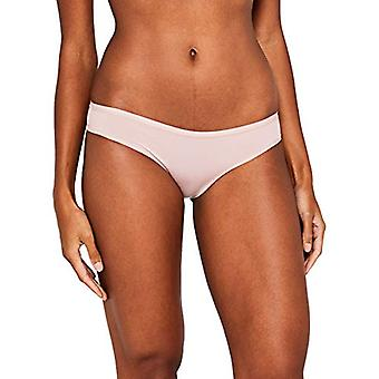 Iris & Lilly Women's Body Smooth Microfiber Brazilian,  Pack of 5,  Soft Pink...