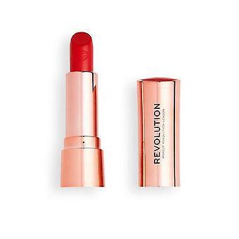Makeup Revolution Satin Kiss Læbestift - Dekadence
