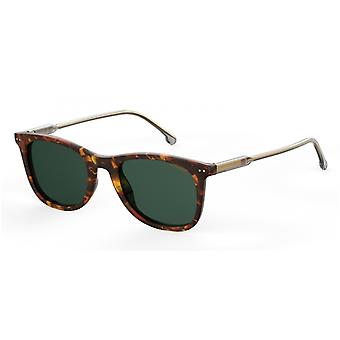 Sunglasses Unisex 197/S havanna/gold with green glass