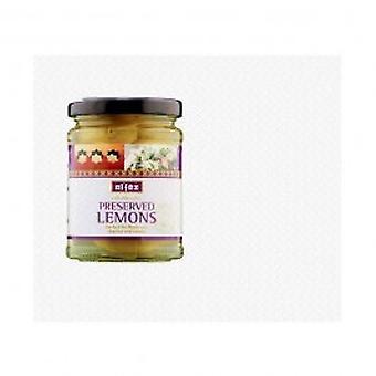 Al Fez - bevart sitroner 140g