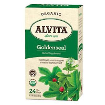 Alvita Teas Organic Tea, Goldenseal 24 Bags