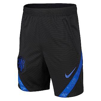 2020-2021 Holland Nike Training Shorts (Black) - Kids