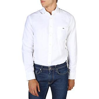 Hackett hm307703 mænd's slim fit shirt