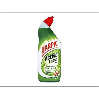 Reckitts Harpic Active Clean Gel Pine 750ml