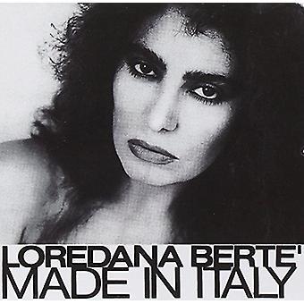 Loredana Berte - en importación de Estados Unidos Italia [CD]