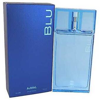 Ajmal Blu by Ajmal EAU de Parfum Spray 3 oz (bărbați) V728-541994