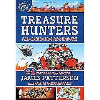 Treasure Hunters: All-American Adventure (Treasure Hunters)