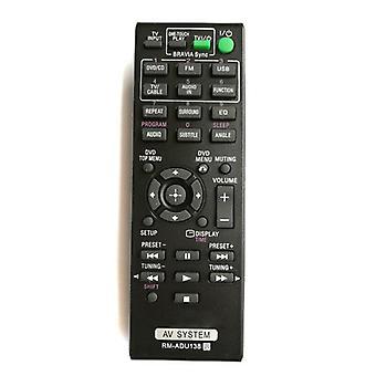 ソニーのDAV-TZ140のRM-ADU138オーディオ/ビデオ受信機AVリモートコントロールを交換してください