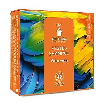 Solid Volume Shampoo Bioturm. Vegan 100 g