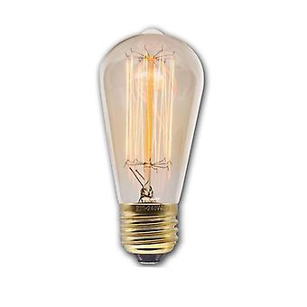 Retro Edison Light Bulb With E27 - Incandescent Ampoule Vintage