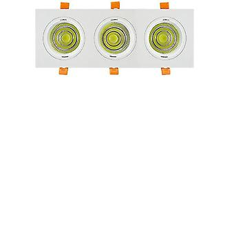 Embedded Grille Led Cob, Bean Gall Light