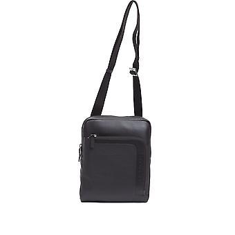 Piquadro Marrone Brown Messenger Bag