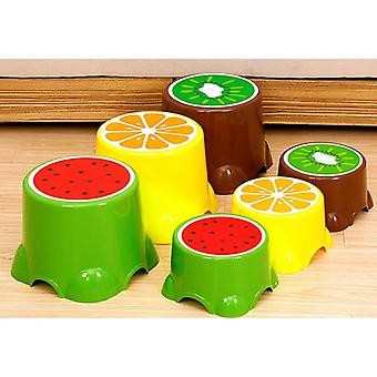Children's Stools Colorful Plastic Material