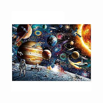 1000 Pieces Large Landscape Space Stars Puzzle Decompression Interesting Toy