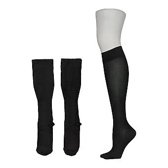 Legacy Men's S/M Compression Trouser Socks Set of 4 Nylon Socks A370511