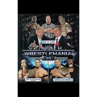 WrestleMania 23-Film-Poster (11 x 17)