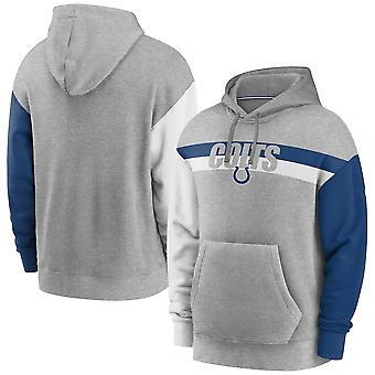 Men's Indianapolis Colts Pullover Hoodie Hooded Sweatshirt 3WY216