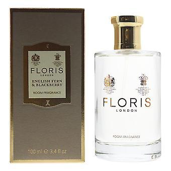 Floris English Fern & Blackberry Room Fragrance 100ml